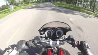 10. Ducati Monster s2r 2005