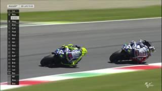 Video Full Race MotoGP Mugello Italia 2016