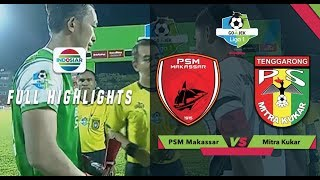 Video PSM MAKASSAR (3) vs MITRA KUKAR (1) - Full Highlight | Go-Jek Liga 1 bersama Bukalapak MP3, 3GP, MP4, WEBM, AVI, FLV Juni 2018