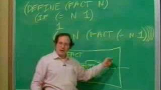 Lecture 9A | MIT 6.001 Structure And Interpretation, 1986