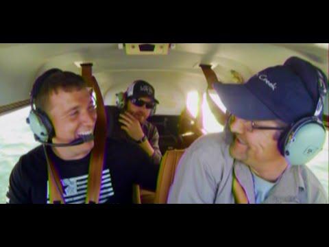 • Todd Palin takes Sgt. Dakota Meyer on a Floatplane Ride over Alaska •