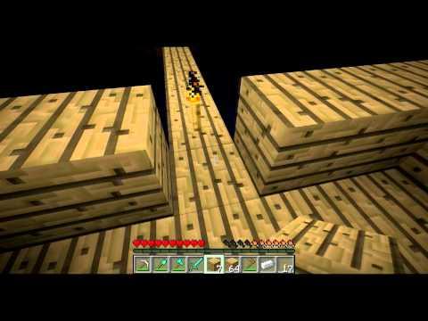 Karácsonyi Minecraft túlélés - Sky Pyramid