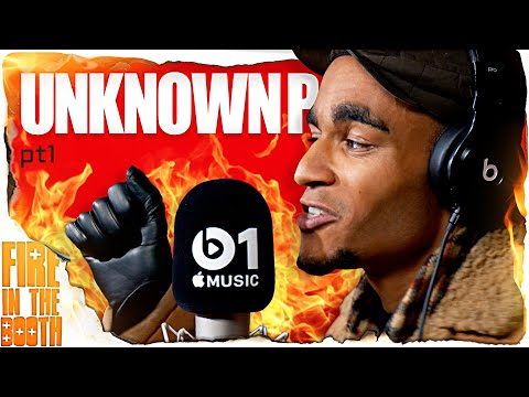 Unknown P – Fire In The Booth