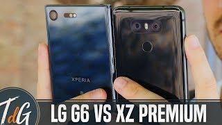 Cómpralo desde cualquier parte del mundo aquí: XZ Premium: http://geni.us/xzpremium LG G6: http://geni.us/LGG6Smartphone...
