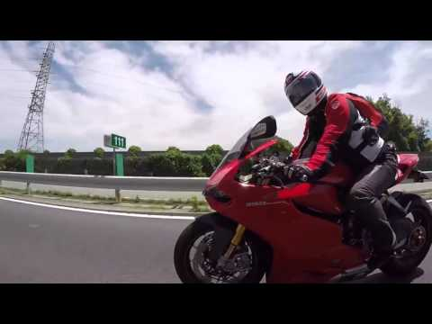Kizuki DUCATI ツーリングイメージビデオ (видео)
