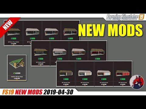 MF Shed Pack v1.0.0.0