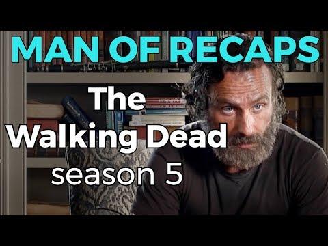RECAP!!! - Walking Dead: Season 5