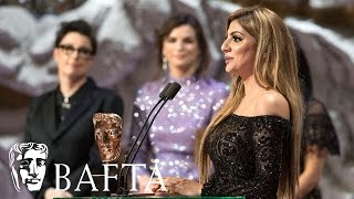Muslims Like Us picks up the award for Reality & Constructed Factual at the BAFTA TV Awards 2017.subscribe to BAFTA ⏩ https://youtube.com/user/BAFTAonlinecheck out BAFTA Guru ⏩ https://youtube.com/user/BAFTAGuru⏬  stay up to date ⏬ Twitter: @BAFTA: https://twitter.com/BAFTA @BAFTAGuru: https://twitter.com/BAFTAGuru @BAFTAGames: https://twitter.com/BAFTAGames Facebook: https://www.facebook.com/baftaInstagram: http://instagram.com/baftasign up for our newsletter: http://guru.bafta.org/newsletter subscribe to our podcasts:iTunes: http://bit.ly/Vz84HI Soundcloud: https://soundcloud.com/baftavisit our websites to find out more:http://www.bafta.org/guruhttp://www.bafta.org