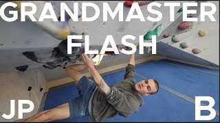 Can they FLASH the whole set? || B & JP by Bouldering Bobat