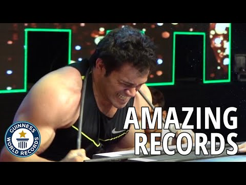 14 Incredible New Records in December 2019! - Guinness World Records