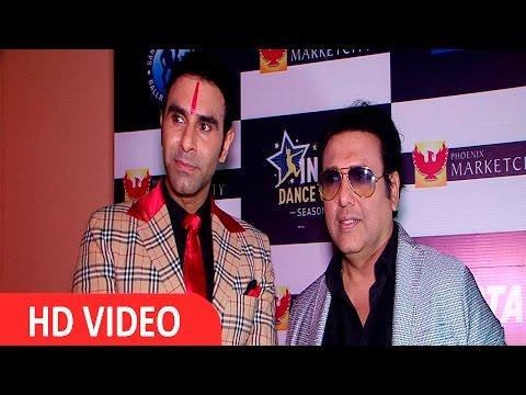 Sandip Soparrkar Host At  3rd India Dance Week With Govinda