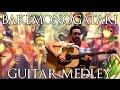 Bakemonogatari Op Medley            Guitar