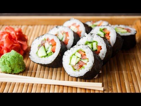 How To Correctly Eat Sushi