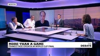 Video More than a game: France face Croatia in World Cup final MP3, 3GP, MP4, WEBM, AVI, FLV Juli 2018