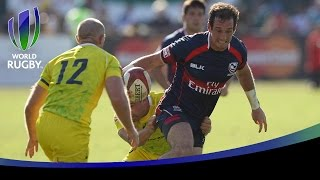 Dubai Rugby Sevens: Day One Highlights