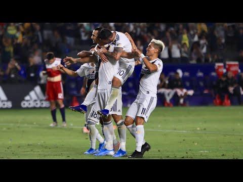 Video: GOAL: Zlatan Ibrahimovic bags a brace vs. FC Dallas with a penalty kick finish