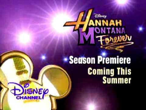 Hannah Montana Season 4 Promo
