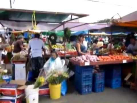 Farmers Market, Heredia Costa Rica