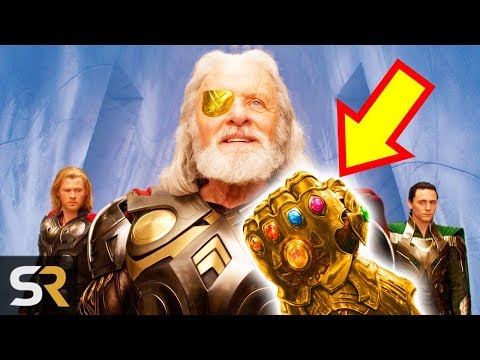 Download Marvel Theory: Did Odin Collect All The Infinity Stones First?
