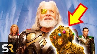 Video Marvel Theory: Did Odin Collect All The Infinity Stones First? MP3, 3GP, MP4, WEBM, AVI, FLV Januari 2019