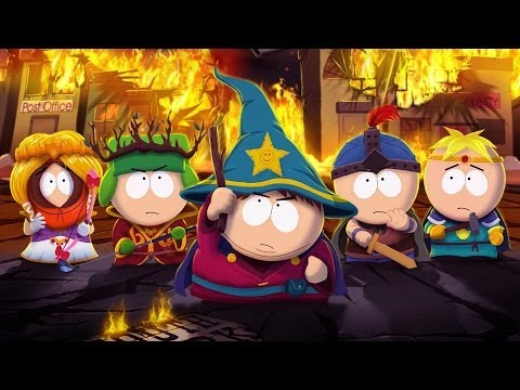 Let's Play South Park Stick of Truth: A Room Full of Toys – Episode 3