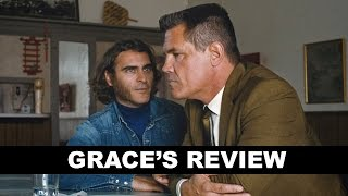 Inherent Vice 2014 Movie Review - Joaquin Phoenix, Paul Thomas Anderson : Beyond The Trailer