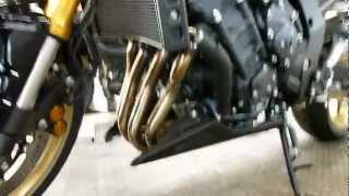 5. Yamaha FZ8 106 Hp 2012 * see Playlist