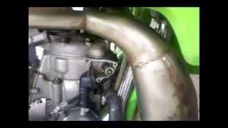 7. 1990 Kawasaki KDX 200 Restoration