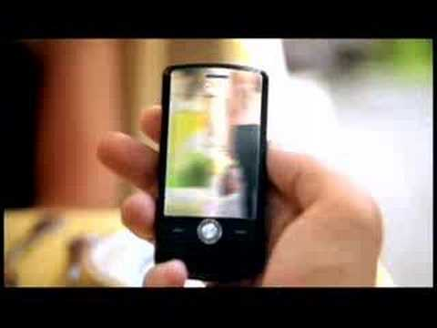 AT&T Commercial for LG Shine (2009) (Television Commercial)