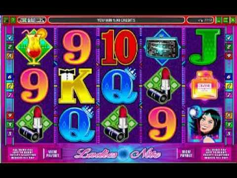 Casino Game: Ladies Nite