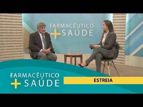Farmacêutico + Saúde: Estreia