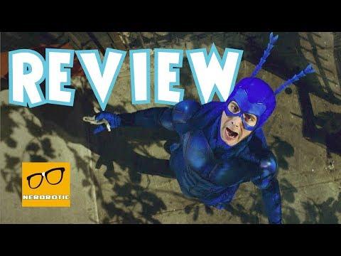 "The Tick Episode 6 Review ""Rising"" | Amazon Prime"