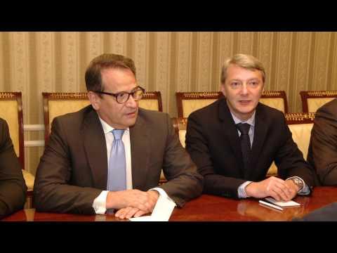 Președintele Igor Dodon a avut o întrevedere cu un grup de investitori spanioli