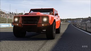 Nonton Forza Motorsport 6 - Lamborghini LM002 1986 - Test Drive Gameplay (HD) [1080p60FPS] Film Subtitle Indonesia Streaming Movie Download