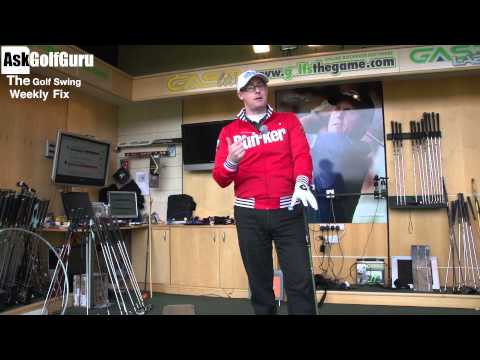 The Golf Swing Weekly Fix Balance, Shoulder turn and much more