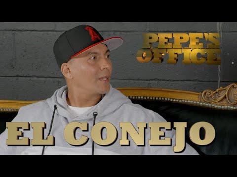 EL CONEJO SU HISTORIA DETRÁS DE LOS CORRIDOS - Pepe's Office - Thumbnail