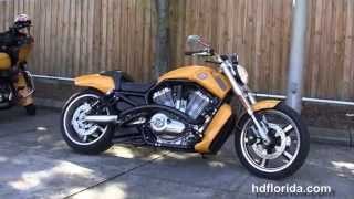 5. Used 2013 Harley Davidson V-Rod Muscle Motorcycles for sale