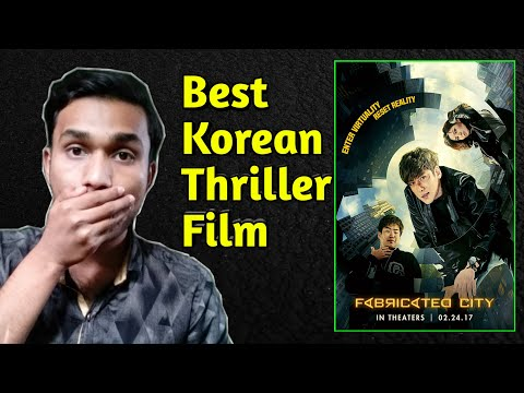 Fabricated City Hindi Dubbed Korean Movie Review Hindi | Levesto Official