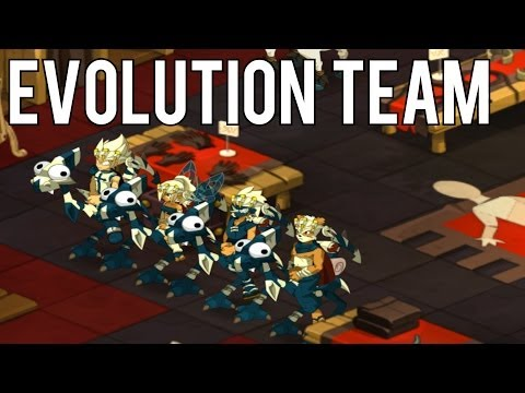 comment xp sa team dofus