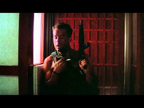 Die Hard (1988) - Yippee Ki Yay, Motherf*cker! Scene
