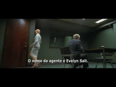 Trailer 2 Legendado SALT | Estréia 30/07/2010