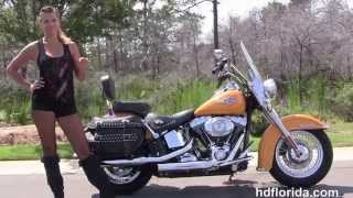 2. Used 2011 Harley Davidson Heritage Softail Classic for sale in Panama City Beach