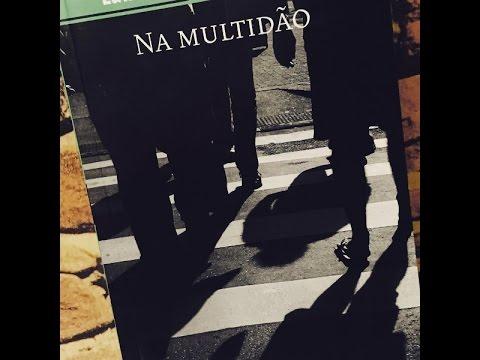 Na Multidão - Luiz Alfredo Garcia-Roza   Especial assassinos e assassinatos