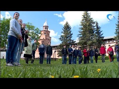 Музей-заповедник открыл второй сезон культурно-просветительского лагеря «Онфим-первооткрыватель»