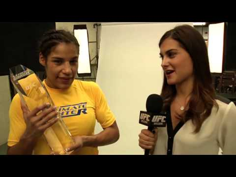 fight - TUF 18 Finale winners Chris Holdsworth and Julianna Pena speak to Megan Olivi following their impressive showings. Holdsworth, who defeated David Grant, expl...