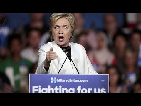 Hillary prête pour le duel avec Trump