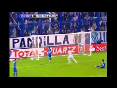 Vélez Sarsfield 0 x 2 Ponte Preta (Copa Sul-Americana 2013)