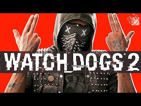 WATCH DOGS 2 - МЕМЫ, ЛУЛЗЫ И КУЛХАЦКЕРЫ #1