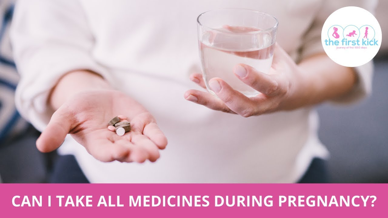 What medicines are safe during pregnancy?