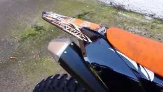 1. 2008 KTM SXF 450 sound